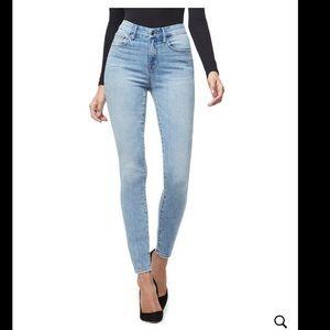 NEW w/tags good American good legs jeans sz 12
